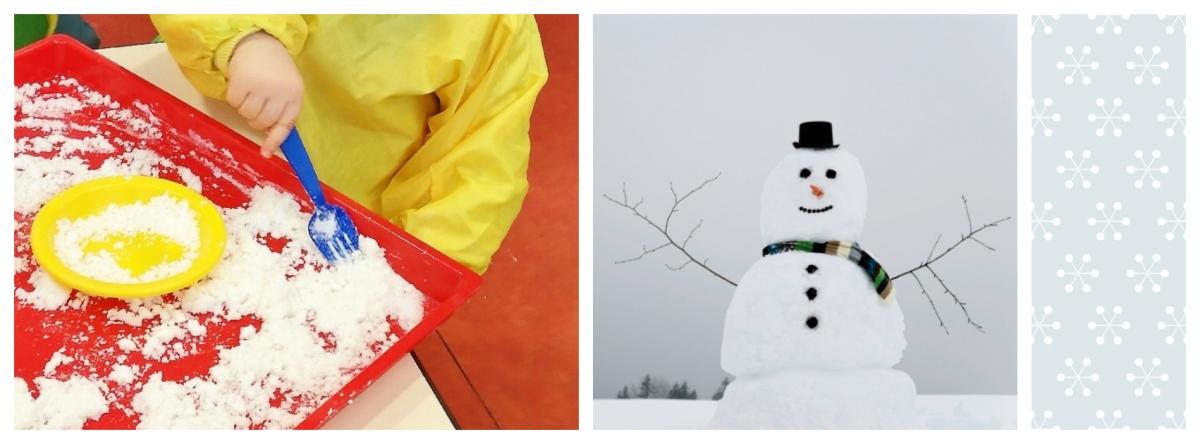 Fabrique ta neige !